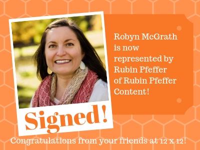 Robyn McGrath - Rubin Pfeffer signing