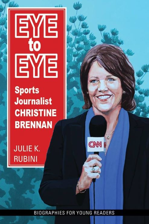 EYE TO EYE: SPORTS JOURNALIST CHRISTINE BRENNAN