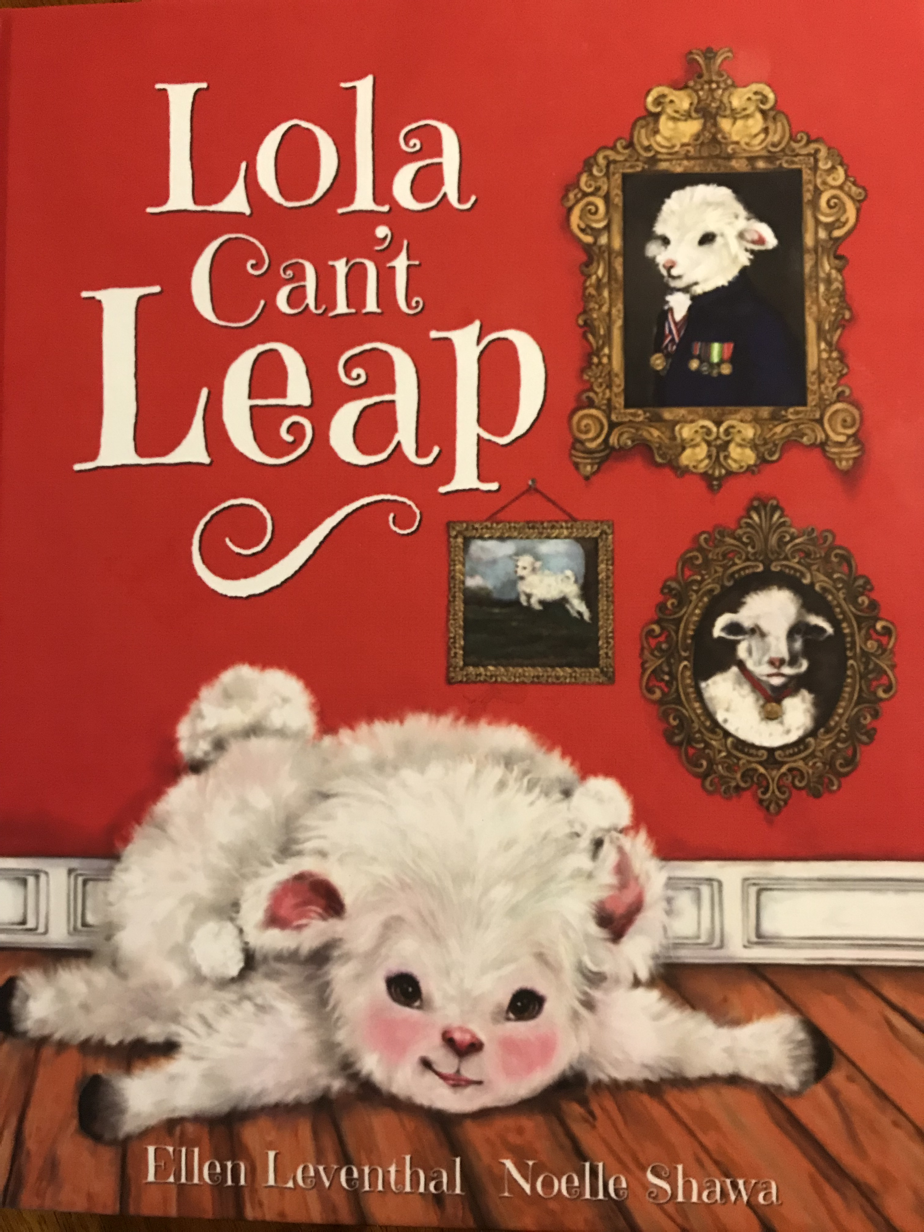 LOLA CAN'T LEAP