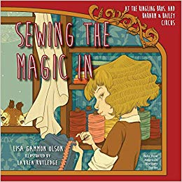 Sewing The Magc In Lisa Gammon Olson