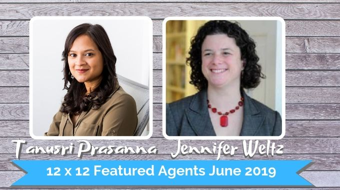 Tanusri Prasanna And Jennifer Weltz – 12 X 12 Featured Agents June 2019