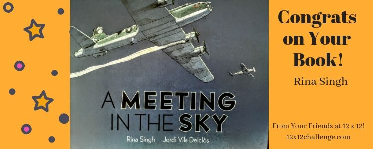 A Meeting in the Sky by Rina Singh