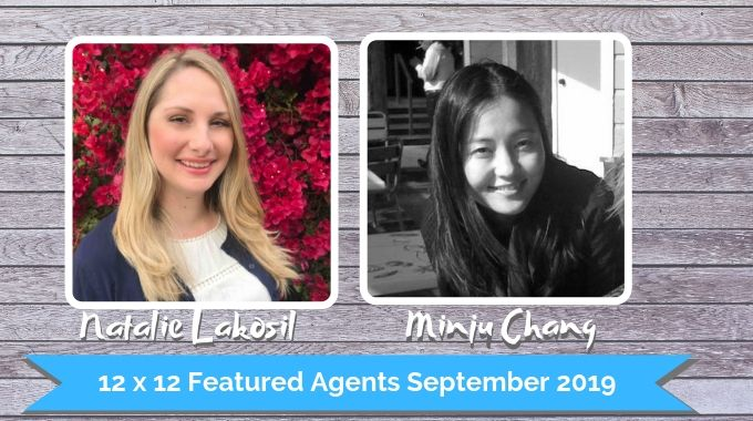 Natalie Lakosil And Minju Chang – 12 X 12 Featured Agents September 2019