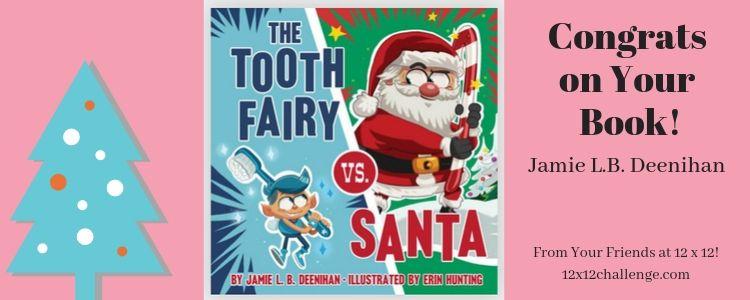 Jamie Deenihan - The Tooth Fairy vs Santa Claus