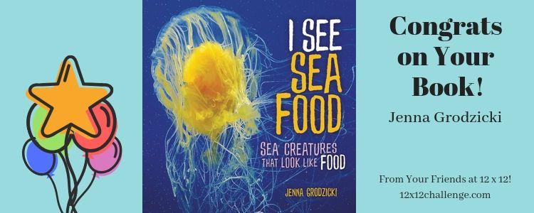 Jenna Grodzicki - I See Sea Food