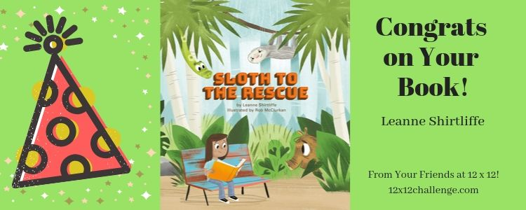 Leanne Shirtliffe - Sloth to the Rescue