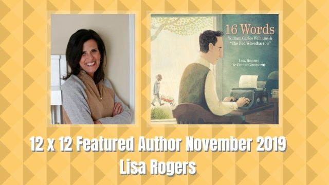 Lisa Rogers November 2019 Featured Author