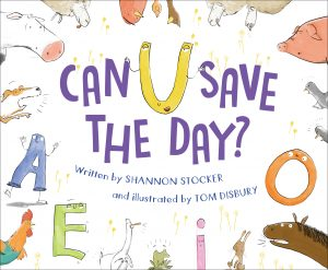 Can U Save the Day by Shannon Stocker