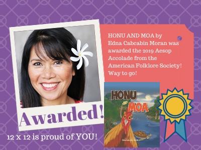 Edna Cabcabin Moran Award