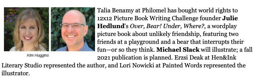 Julie Hedlund PW Announcement