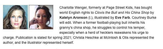 Katelyn Aronson PW Announcement for CLOVIS