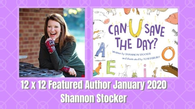 Shannon Stocker January 2020
