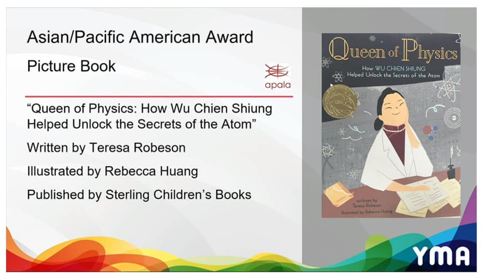 Teresa Robeson Asian Pacific Award Queen of Physics