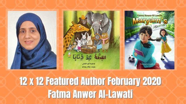 12 X 12 February Featured Author – Fatma Anwer Al-Lawati